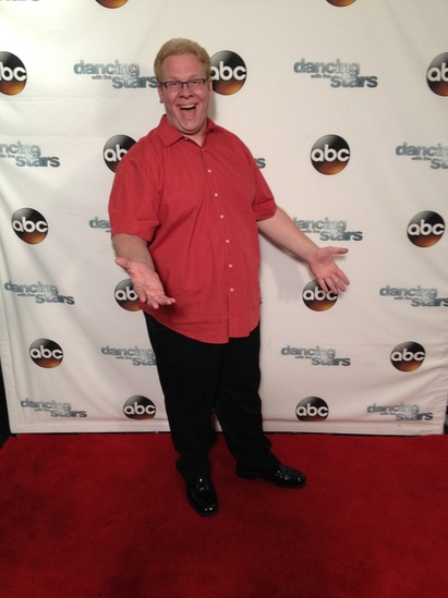 Kyle Olson DWTS Red Carpet